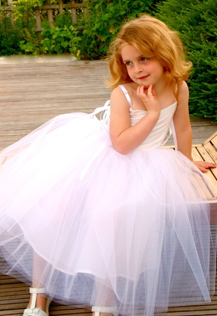 Robe de princesse mariage fille for Grosse fille robes mariages