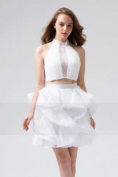 belle robe courte pour mariage. Black Bedroom Furniture Sets. Home Design Ideas
