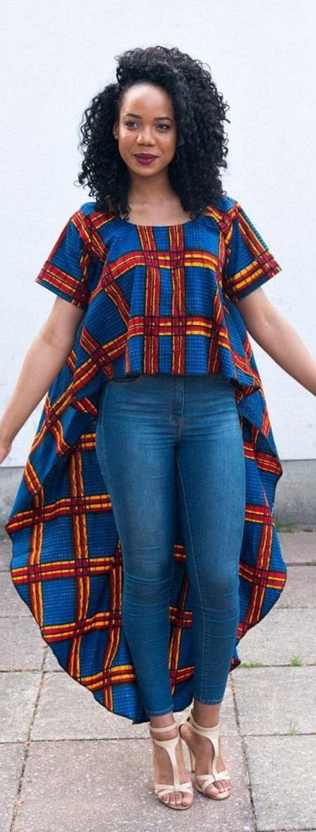 Modele de robe africaine 2018
