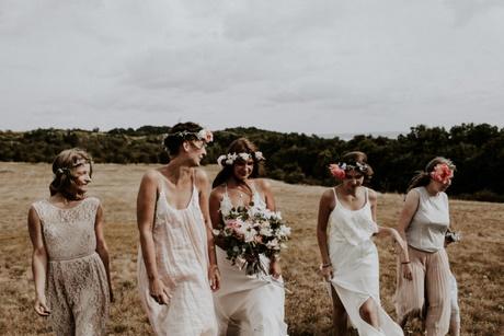 Robe élégante pour mariage