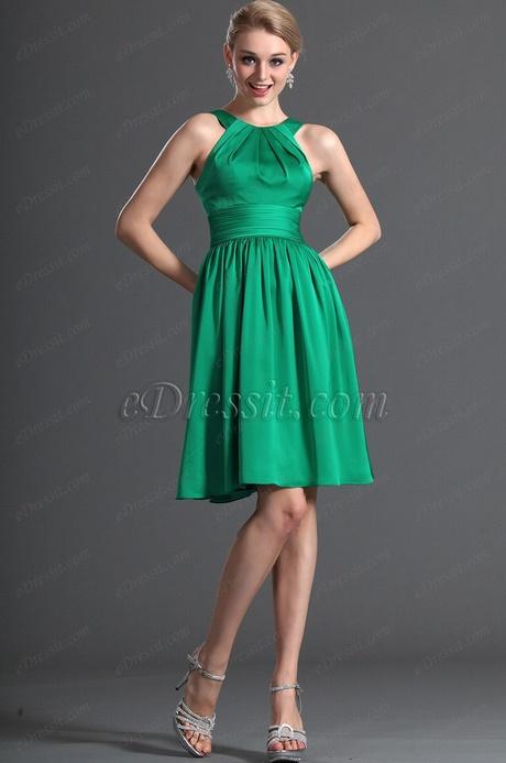 Robe pour mariage verte for Robe vert aqua pour mariage