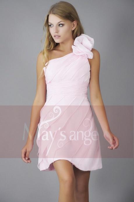 Robe pour un mariage rose for Robes roses pour les mariages