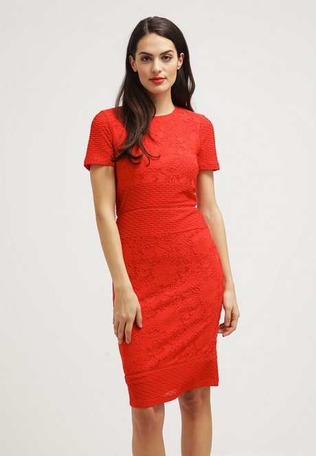robe rouge pour invit mariage