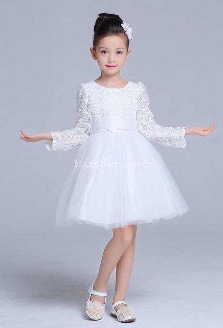 robe fille pour un mariage