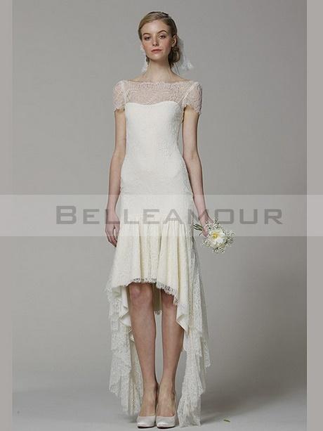 robe blanche dentelle mariage civil. Black Bedroom Furniture Sets. Home Design Ideas