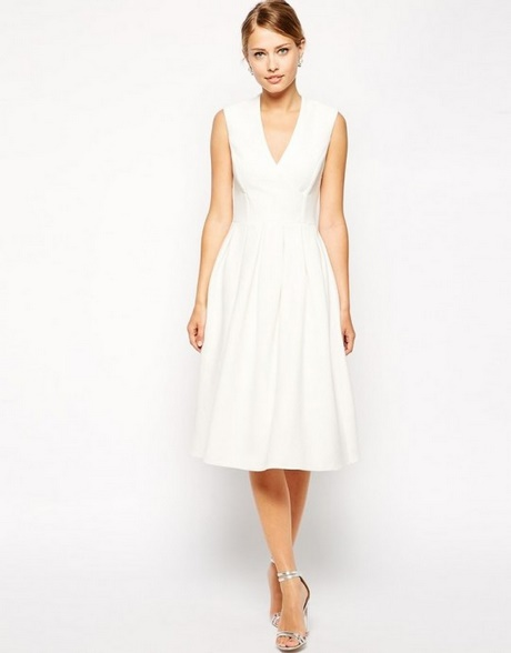 robe blanche pour mariage civil. Black Bedroom Furniture Sets. Home Design Ideas