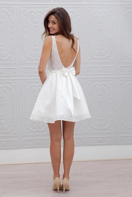 robe blanche pour mariage civil