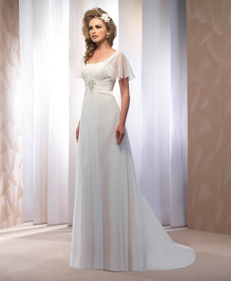 Robe de mari e empire for Robes de mariage empire uk