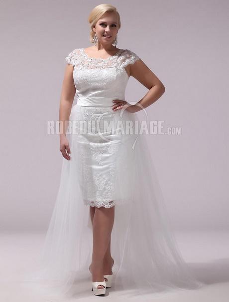 Robe de mari e pour mariage civil en hiver for Robe de mariage en trou de serrure lazaro