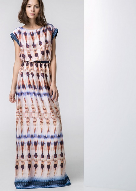 robe longue estivale