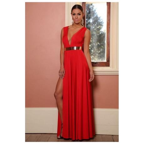 robe rouge longue moulante. Black Bedroom Furniture Sets. Home Design Ideas