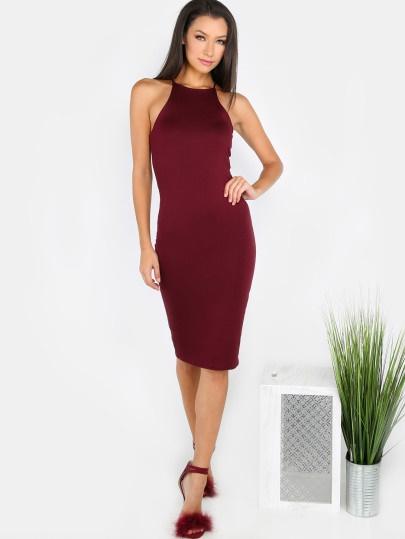robe rouge moulante courte. Black Bedroom Furniture Sets. Home Design Ideas