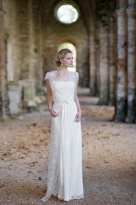 robe de mariée créateur Paris et Lyon – Judith