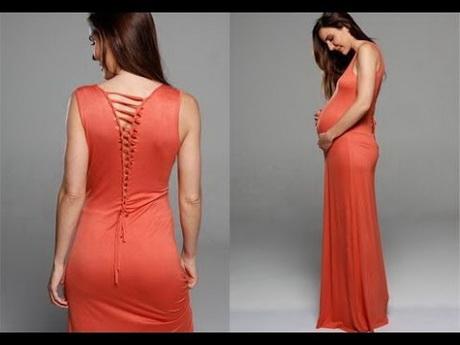 Un joli ventre arrondi, une robe soirée femme enceinte pour le mettre en valeur, voilà, c'est le secret pour être belle et sexy jusqu'au bout de la nuit alors qu'on attend un tout-petit!