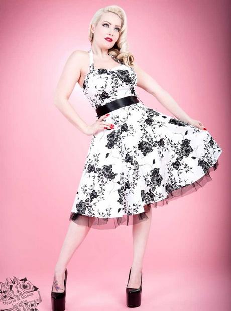 Robe vintage femme ronde - Quelle robe porter quand on est petite ...