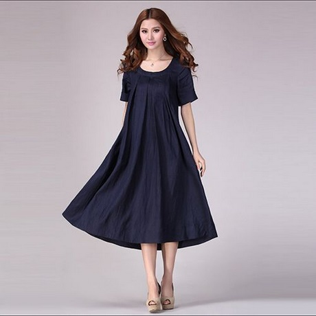robes en coton pour femmes. Black Bedroom Furniture Sets. Home Design Ideas