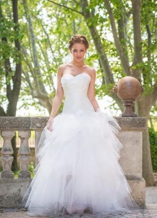 robes de mariées de provence créateur de robe de mariage