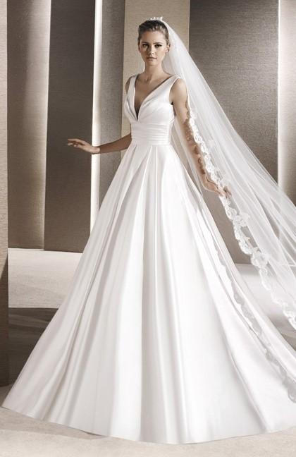 Robe de mari e 2017 grande taille id es et d 39 inspiration for Meilleures robes de mariage d automne 2017