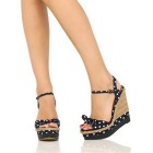Chaussures femme compensees