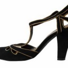 Chaussures salome femme