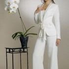 Costume femme mariage