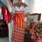 Kabyle robe traditionnelle