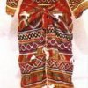 Les robes kabyle traditionnelles