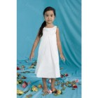 Robe communion blanche