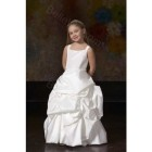 Robe de communion blanche