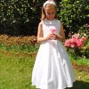Robe de communion moderne