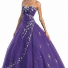 Robe de soiree princesse