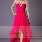 Robe fushia mariage