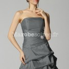 Robe grise pour mariage