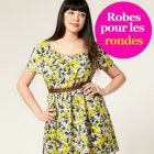 Robe pour grosse