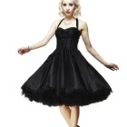 Robe rockabilly pin up