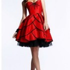 Robe rouge ceremonie