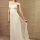 Robe simple pour mariage
