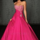 Robe soiree princesse