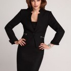 Robe tailleur femme