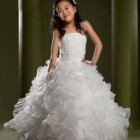 Robes fillettes mariage