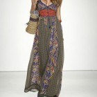 Tenue hippie chic