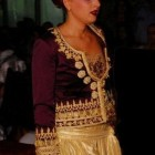 Tenue traditionnelle algeroise