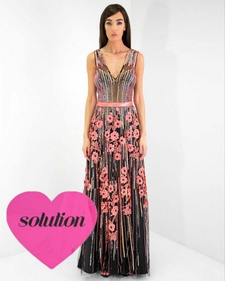 Nouvelle collection robe soiree 2018