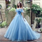Robe cendrillon film 2018