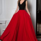 Robe rouge ete 2018