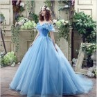 Robe cendrillon film 2019