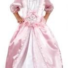 Princesse robe rose