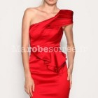 Robe rouge soiree mariage