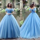 Robe cendrillon film adulte