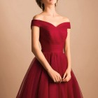 Robe courte chic pour mariage